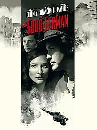 The Good German DVD George Clooney, Cate Blanchett - Region 1 USA