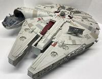 Star Wars The Force Awakens Battle Action Millenium Falcon Hasbro *Please READ*