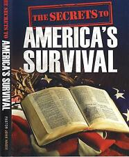 The Secrets to America's Survival - 2 Dvds - John Hagee - Sale LowestPriceEver !