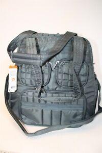 Lug NEW Puddle Jumper Canvas Overnight Gym Shoulder Tote Bag