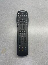 Genuine Bose Remote Control MX 6 32 B Universal TV Video DVD VCR AUX Cinemate