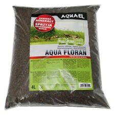 Aquael Aqua Floran Sustrato Plantas 4L para Peces, Acuarios y Peceras