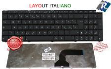 Tastiera Italiana NERA per notebook ASUS X54c Series e N53 Series