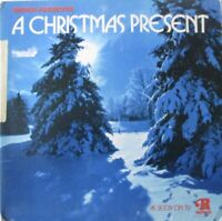 A CHRISTMAS PRESENT - Various Artists ~ POP UP GATEFOLD VINYL LP US PRESS