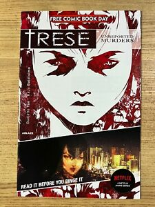 Trese #1 FCBD (2021 Ablaze Comics)