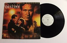 ENNIO MORRICONE A Time Of Destiny OST LP Virgin Rec. 790938 US 1988 VG++ 9E