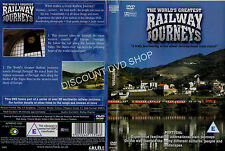 THE WORLD'S GREATEST RAILWAY JOURNEYS - PORTUGAL.NEW ITEM. FAST DELIVERY