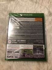FIFA Soccer 15 Xbox One Defect Artwork Factory Seal Very Rare !