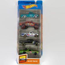 New 5 Pack Hot Wheels HW Hot Trucks 52 Chevy, Sandblaster, Datsun, 68 El Camino