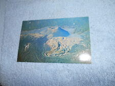( J ) POST CARD - CINDER CONE LASSEN VOLCANIC NATIONAL PARK - CAL