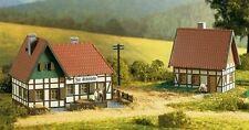 SH Auhagen 14457 Gasthaus zur Schmiede mit Nebengebäude Bausatz Spur N