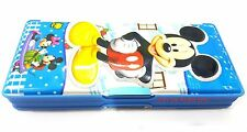 MAGNETIC DUAL SIDE PENCIL BOX IDEAL FOR CHILDREN  GIFT  ITEM NO; HB-29 B