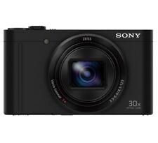Sony Cyber-shot DSC-WX500B, Digitalkamera (schwarz, WLAN, NFC)