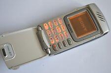 Sony Ericsson Sony CMD-Z7 Silver (Unlocked) Vintage classic senior Mobile Phone