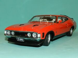Carlectables 1/18 Ford Falcon XA Coupe Red Pepper L/E MIB