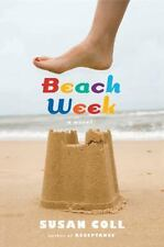 Beach Week by Susan Coll (2010, Hardcover)