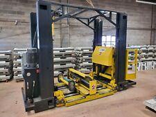 Industrial Forklift Power Battery Changer