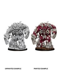 WizKids Pathfinder Deep Cuts Unpainted Miniatures - Bone Golem miniatura