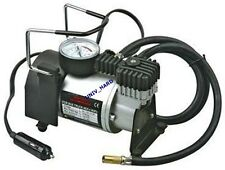 Highest AIR FLOW 12V Electric Car Bike Metal Pump Air Compressor