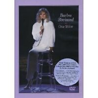 BARBRA STREISAND - ONE VOICE DVD POP NEW+