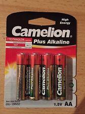 1 X Camelion Plus Alkaline AA (mehrerie Davon Für 1€) Batterie / Digitalkamera