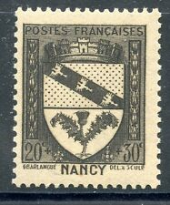 STAMP / TIMBRE FRANCE NEUF N° 526 ** BLASON / NANCY