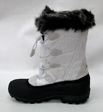 Kamik Momentum Winter Waterproof Thinsulate Insulation Faux Fur Snow Boots Sz 7M
