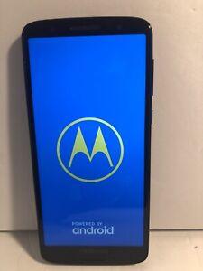 Motorola Moto G6 32GB Black (Unlocked) XT1925-12 Android Smartphone -Verizon