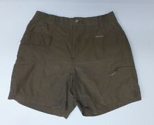 Columbia Womens Size S Light Brown Casual Shorts Excellent Condition
