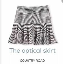 Country Road Geometric Skirts for Women