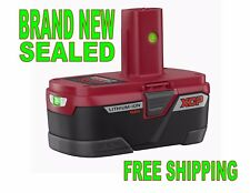 Craftsman C3 19.2-Volt XCP High Capacity 4Ah Lithium-Ion Battery Pack PP2030 NEW