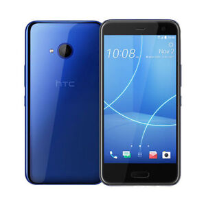 HTC U11 Life - 32GB - Sapphire Blue (GSM Unlocked) Smartphone Pre-Owned!