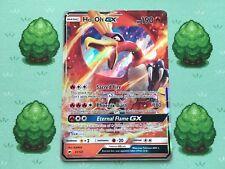 Pokemon - Ho-Oh GX - 21/147 - SM Burning Shadows - Half Art
