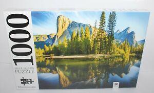 Yosemite National Park California Jigsaw Puzzle 1000 Pieces Hinkler Brand New