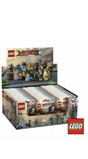 The Ninjago Movie | Brand New Sealed Box of 60 Brand New Sealed