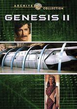 Genesis II 1973 (DVD) Alex Cord, Mariette Hartley, Ted Cassidy - New!