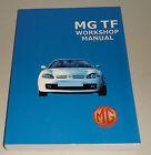 Workshop Manual Repair Manual MG Tf, Year of Construction 2002 - 2005