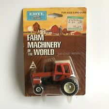 Ertl Allis Chalmers 7045 Farm Machinery Of The World Die Cast Tractor Carded