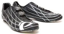 Pearl Izumi PRO Leader III Men Carbon Road Bike Shoes EU 44.5 boa 3 Bolt Black