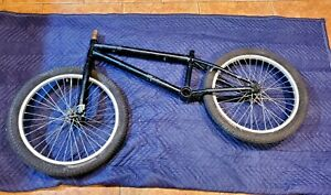 """21"""" Top Tube (adult sized) Mongoose BMX Frameset with Wheels/tires"""