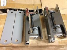 2 x Commercial Refrigerator Coolroom Hinge Spring Loaded Self Rising Fridge Door