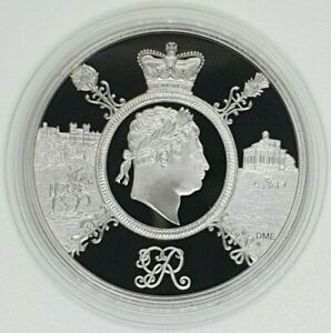 Royal Mint - 2020 George III Proof £5 Coin - Five Pound Crown