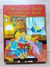 * Mein Gute - Nacht - Geschichten * Felicitas Kuhn ~ Pappbuch Pestalozzi 1990