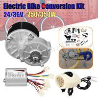 "24V 36V 250W 350W Electric Bike Conversion Kit Motor Controller fr 22-28"" E-Bike"