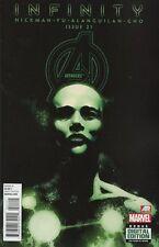 Avengers #21 Comic Book Infinity 2013 NOW - Marvel
