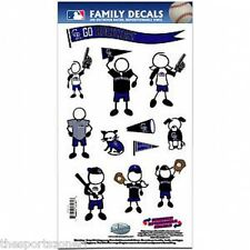 Colorado Rockies Family Decals Set of 12