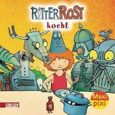 Maxi-Pixi Ritter Rost kocht von Jörg Hilbert (2010, Geheftet)