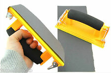 "3.5""x7"" Handheld Belt Sander / Sand Devil Sand Paper Sanding Block DIY Tool"