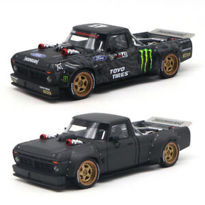 HARZ  HRN MODELL FORD PICK UP HOONIGAN LKW LIMITED EDITION MODELL 1/43 model