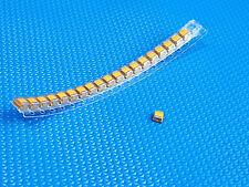 20x EPCOS TA-Chip Tantal Kondensator  B45196-H3106-M209 SMD 10µF 16V  inkl. MwSt